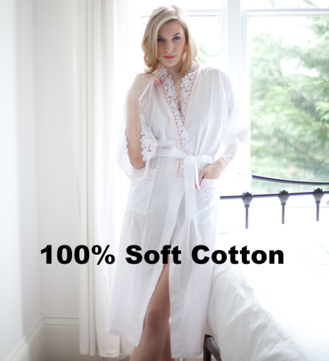 Cotton Real - Dressing Gown