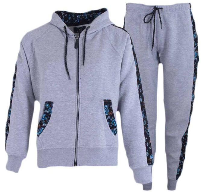 LMF - Light Grey Track Suit