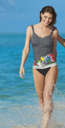 Sunflair - Happy Dots Tankini
