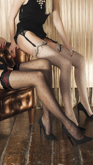 Trasparenze - Rame Stockings